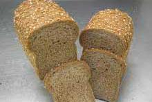 ' Volkorenbrood is gezonder dan witbrood'
