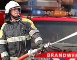 Grote brand bij Pré Pain Oldenzaal