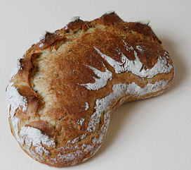 Fleuraison (Kruidenbrood met thee)