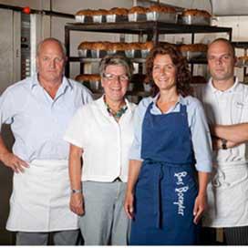 Nieuwe winkel Bakkerij Boender