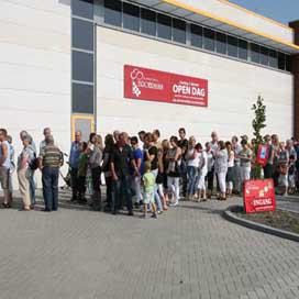 Open dagen bakkerijsector verplaatst naar 2013