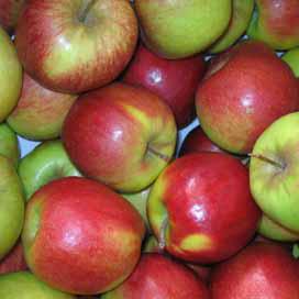 Kwart minder appels en peren