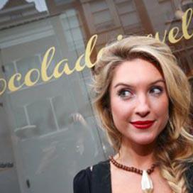 Lauren Verster opent chocoladejuwelier