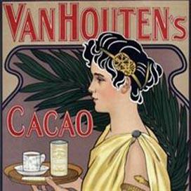 Van Houten Chocolade en andere topmerken op affiches