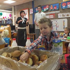 Vomar verzorgt ook Koningsontbijt voor basisschoolleerlingen