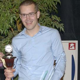 Jippe Braaksma kampioen Bakkersvakwedstrijden