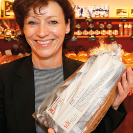 Bijna 100-jarige bakker Van Heeswijk frist huisstijl op