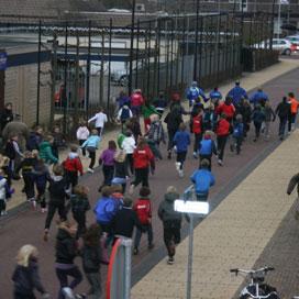 Hoekstra organiseert winterloop voor KWF