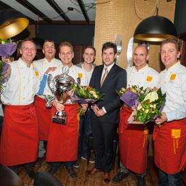 Thijs Koolen beste bakker van Limburg