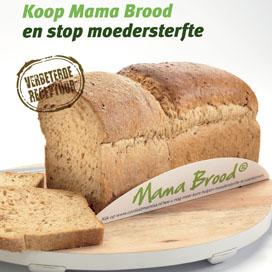 Nieuwe mix voor Mama Brood
