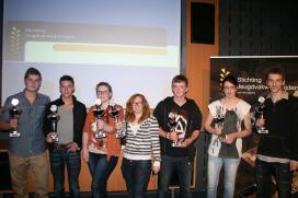 Zeven kampioenen bij Graafschap College