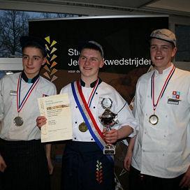 Drie nieuwe jeugdkampioenen VMBO