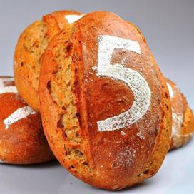 Le Perron bakt vrijheidsbroodje
