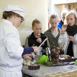 Adri Ras organiseert achtste Chocoladefestival