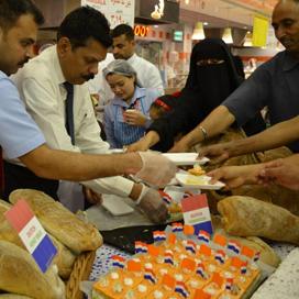 Bakkerij Schuld bakt in Midden-Oosten