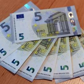 Problemen met nieuw 5-euro-biljet