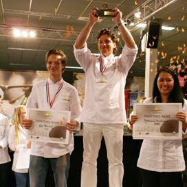 Carlo Midiri wint Dutch Pastry Award