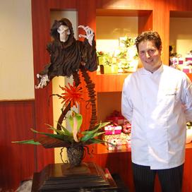 Chocolatier van Oonk wint designprijs met taart