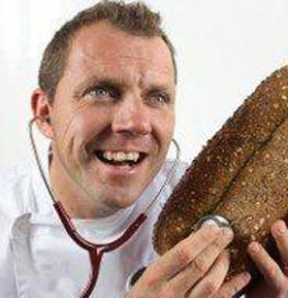 Bakker Paul Schalke houdt bakkersspreekuur