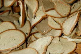 WUR: retourbrood als ingrediënt voor koek en koekjes