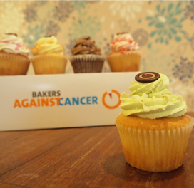 Bakers against Cancer op Zomercarnaval