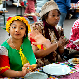 Ontbijt ter herdenking slavernij