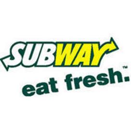 Subway op één in ranglijst franchiseformules