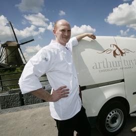 Arthur Tuytel verzorgt patisserie- en chocoladetrainingen