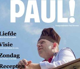 Bakkersglossy bakker Berntsen: Paul!