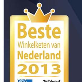 Bakker Bart Beste Winkelketen in categorie Food to Go