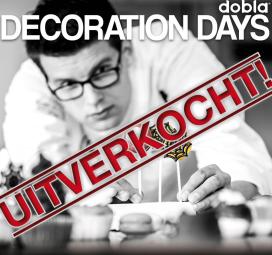 Dobla Decoration Day volgeboekt
