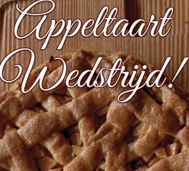 Bakkerijmuseum houdt bakwedstrijd appeltaarten