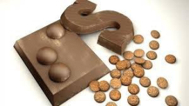 Banketbakker Lentelink maakt chocoladeletters in braille
