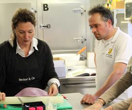 Eerste Backer & Co workshop bij Echte Bakker Veltmaat