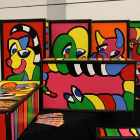 Van Orsouw verkoopt betaalbare kunst