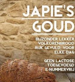 Japie's Goud bij bakker Brakenhoff
