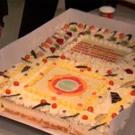 Shell betrekt lokale bakkers bij verjaardag