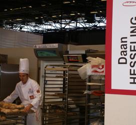 Daan Hesseling tweede bij Masters de la Boulangerie