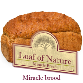 The Masterbakery introduceert Loaf of Nature