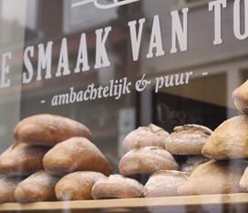Bakkerij 'De Smaak van Toen' in Middelburg