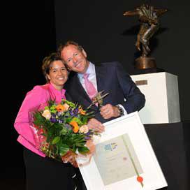 Voncken wint Rabo Economy Award