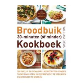 Auteur Broodbuik komt opnieuw met kookboek
