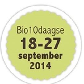 Biologisch eten tijdens de Bio10daagse