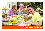 Radiospots bakker in teken van lunch