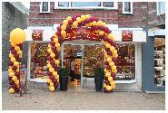 Krijn Verdoes opent nieuwe bakkerij