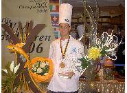 Ronald van Haarlem wereldkampioen patisserie