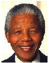 Nelson Mandela roemt Nationaal Schoolontbijt