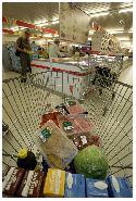 Supers grotendeels dicht op kerstzondag