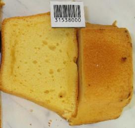 Bankvorming in cake