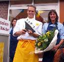 Thijs Koolen opnieuw beste Echte Bakker